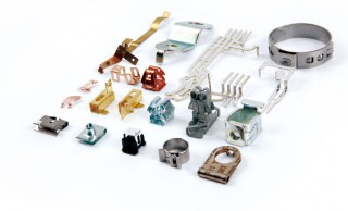 ELECTRONIC AND PRECISION PARTS